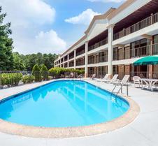 加洛威大西洋城区温德姆豪生酒店