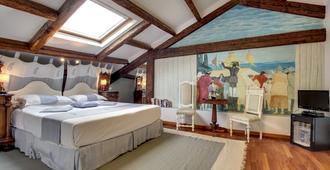 拉维拉季图酒店 - 威尼斯 - 睡房