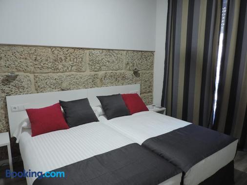 洪克拉酒店 - 维戈 - 睡房