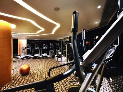 T酒店 - 香港 - 健身房