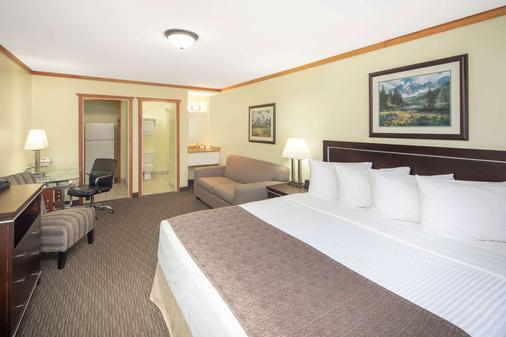 戈尔登伊克诺酒店 - 戈尔登 - 睡房