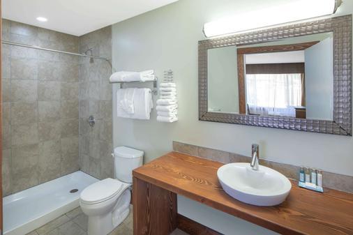 戈尔登伊克诺酒店 - 戈尔登 - 浴室