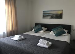 瓦肯霍夫酒店 - 佐特兰德 - 睡房