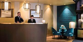 宝瓦马赛旧港酒店 - 美憬阁酒店 - 马赛 - 柜台