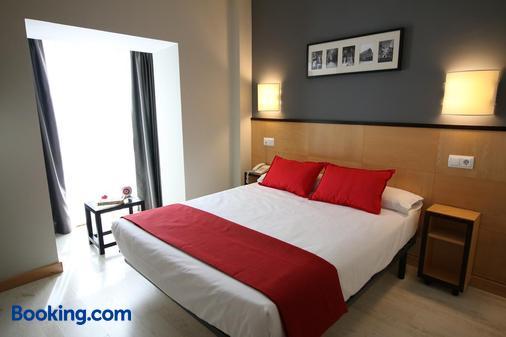 阿尔达恩特雷亚哥斯酒店 - 布尔戈斯 - 睡房