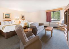 贝蒙特温泉套房酒店 - 温泉镇 - 睡房