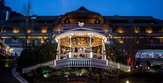 卡萨达蒙塔纳酒店 - 格拉玛多 - 建筑