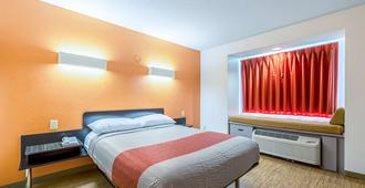 印第安纳波利斯北部6号汽车旅馆 - 印第安纳波利斯 - 睡房
