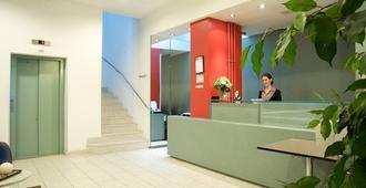 伯尔尼城市火车站酒店 - 伯尔尼 - 柜台