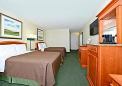 巴尔的摩美洲最佳价值酒店 - 巴尔的摩 - 睡房