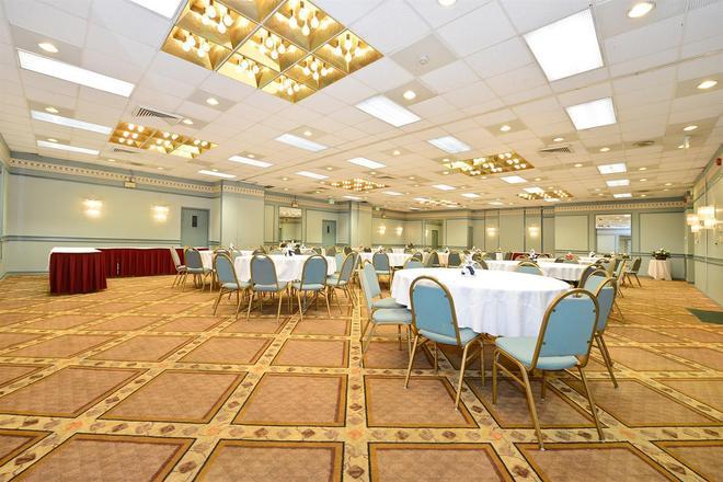 巴尔的摩美洲最佳价值酒店 - 巴尔的摩 - 宴会厅