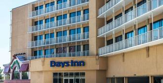大西洋城海滨浮桥戴斯酒店 - 大西洋城 - 建筑