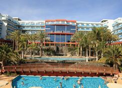 帕哈拉海滩R2酒店 - 科斯塔卡玛 - 建筑