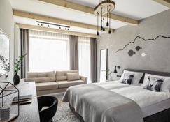 比亚塔奥卡酒店 - 扎科帕内 - 睡房
