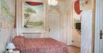 佛罗伦萨马萨乔酒店 - 佛罗伦萨 - 睡房