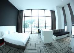 比华利酒店 - 太平 - 睡房