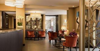 阿拉贡酒店 - 布鲁日 - 酒吧