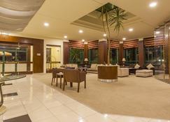 安曼西部酒店 - 安曼 - 大厅