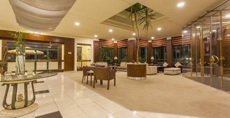 安曼西部飯店 - 安曼 - 大厅
