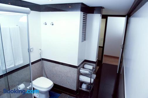 伊万托斯普拉纳尔托比塔尔酒店 - 巴西利亚 - 浴室