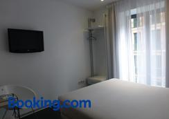梅耶林酒店 - 马德里 - 睡房