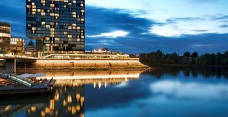 杜塞尔多夫凯悦酒店 - 杜塞尔多夫 - 建筑
