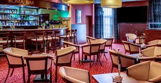 格兰德皇家酒店 - 波兹南 - 酒吧