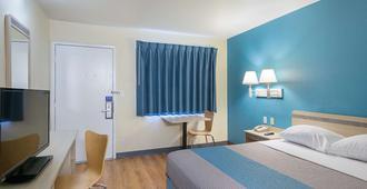 维珍尼亚弗雷德里克斯堡 - 北 6 号汽车旅馆 - 弗雷德里克斯堡 - 睡房