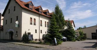 祖默艾博斯朋霍夫酒店 - 莱比锡 - 建筑