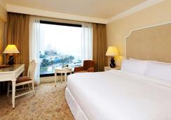 科伦坡金斯伯里酒店 - 科伦坡 - 睡房