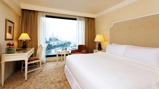 金斯伯里酒店 - 科伦坡 - 睡房