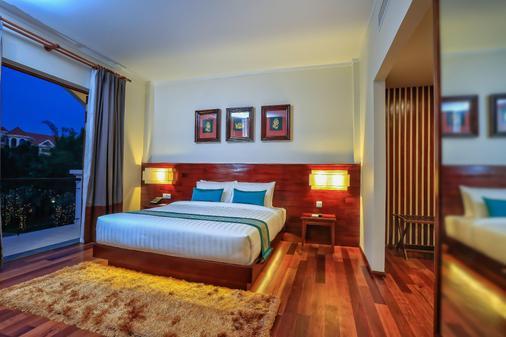 洛塔斯布兰科专属楼层酒店 - 暹粒 - 睡房