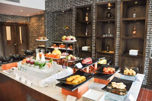 洛塔斯布兰科专属楼层酒店 - 暹粒 - 自助餐