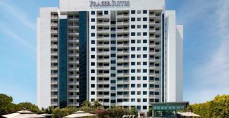 新加坡辉盛阁国际公寓 - 新加坡 - 建筑