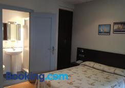 瑙提考酒店 - 维戈 - 睡房
