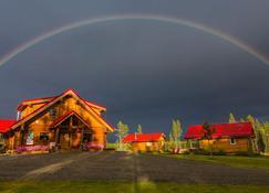 北极光度假酒店及水疗中心 - 怀特霍斯 - 建筑