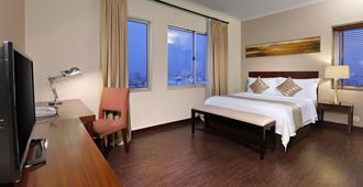 阿斯顿玛丽纳酒店 - 北雅加达 - 睡房
