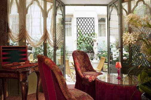查皮吉斯艾丽西斯酒店 - 巴黎 - 大厅