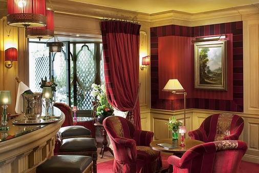 香碧歌舍丽榭酒店 - 巴黎 - 休息厅