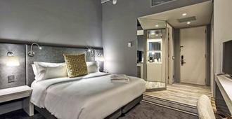 莫维奇布罗51酒店 - 巴兰基亚 - 睡房