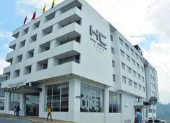 卡雷特罗酒店 - 马尼萨莱斯 - 建筑