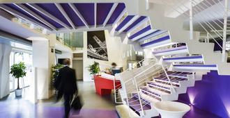 帕勒莫总统宜必思尚品酒店 - 巴勒莫 - 建筑