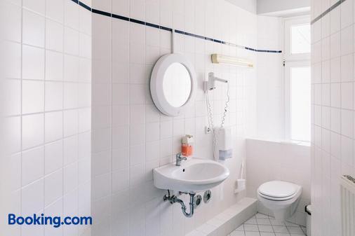 柏林圣克里斯托弗旅馆 - 柏林 - 浴室