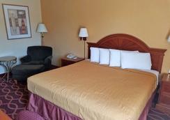 埃文斯维尔美洲最佳价值酒店 - 埃文斯维尔 - 睡房