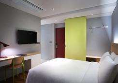 江南佩托酒店 - 首尔 - 睡房