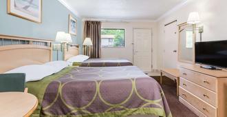 沃尔顿堡滩速8酒店 - 沃尔顿堡滩 - 睡房