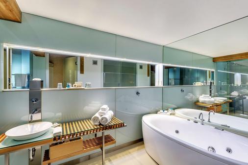 亨利琼斯艺术酒店 - 霍巴特 - 浴室