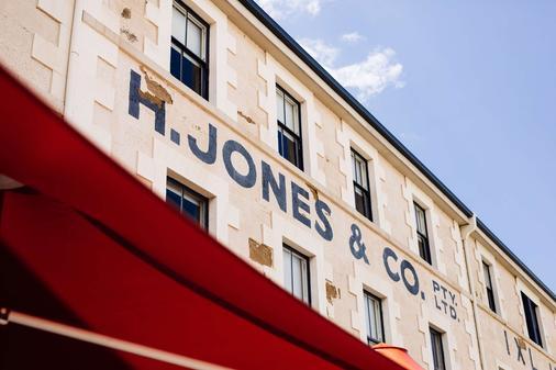 亨利琼斯艺术酒店 - 霍巴特 - 建筑