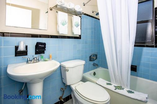 海滨花园酒店 - 滨海劳德代尔 - 浴室