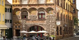格拉夫齐柏林酒店 - 康斯坦茨 - 建筑